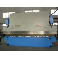 Buy cheap Manual Sheet Metal Folding Machines / Hydraulic Sheet Metal Bender from Wholesalers