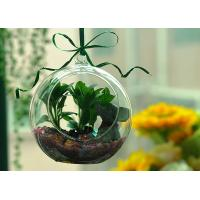 Wholesale Hanging Glass Teardrop Candle Holders from china suppliers