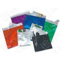 Wholesale High Gloss Plain White Poly Strip Aluminum Foil Envelopes 162×229+30 from china suppliers