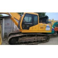 Wholesale USED HYUNDAI R220-5 EXCAVATOR FOR SALE from china suppliers