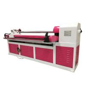 China Custom Professional Kraft Paper Slitter Rewinder Machine Long Working Life on sale