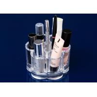 Wholesale Clear Injection Jewellery Display Stands , Decorative PlasticOrganizer Tray from china suppliers