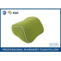 Wholesale Filling Visco Elastic Foam Car Seat Neck Pillow Relieve Stress of Neck Muscle from china suppliers
