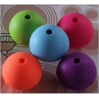 Quality silicone ice spheres , silicone ice ball tray for sale