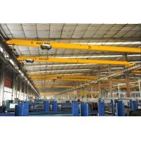 Buy cheap Single And Double Girder Workship Electric Overhead Crane 5ton 10ton 20ton 50ton from wholesalers