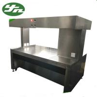 Double Side Laminar Clean Bench , Stainless Steel Vertical Laminar Flow Cabinet for sale