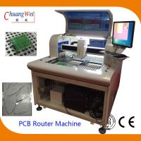Wholesale Stand Alone FR4 / MCPCB / PCB Router Machine With Windows 7 System from china suppliers