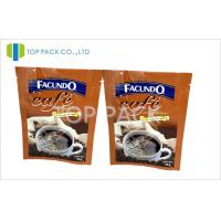 Buy cheap Customizable Tea Packaging Pouch Laminated Food Grade Plastic Bags from wholesalers