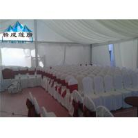 Wholesale Clear Span Structure Wedding Event Tents Hot - DIP Galvanized For 500 People from china suppliers