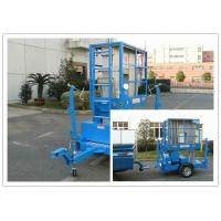 Wholesale Hydraulic Trailer Mounted Boom Lift 8 Meter For Outdoor Maintenance Work from china suppliers