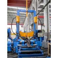 Wholesale H beam assemblying welding and straightening machine  Automatic 3 in 1 H beam productions line from china suppliers