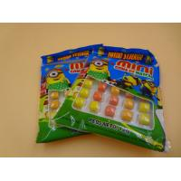 Wholesale Mini Round Colorful Mixed Chewing Gum Candy For Kids 12g Bag Packed from china suppliers