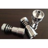 Wholesale GR2-14mm&19mm domeless titanium nail from china suppliers