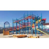 Customized Philippines Water Park Project With 3500 M2 Galvanized Carbon Steel for sale