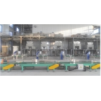 Wholesale 25kg Fertilizer Weighing Filling Packing Palletizing Line from china suppliers