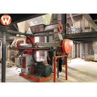 Wholesale Large Yield Animal Feed Production Line Stable With Mixer Hammer Mill Machine from china suppliers