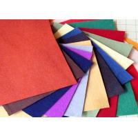 Wholesale 100% Viscose Material Red Polyester Felt Fabric Heavy Duty Wiping Rags Colorful from china suppliers