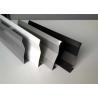 Heat Insulation Aluminium Strip Ceiling Various Color / Sizes for sale