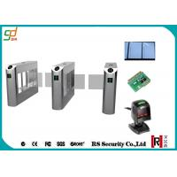Wholesale Swing Barrier Gate Bridge - Type Turnstiles With Remote Control Switch from china suppliers