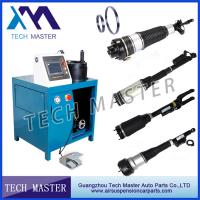 Wholesale Mercedes / Land Rover Air Strut Hydraulic Hose Crimp Machine 380V 34KW from china suppliers