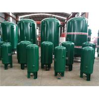 Wholesale 400 Gallon Vertical Industrial Compressed Air Receiver Tanks High Temperature Resistant from china suppliers