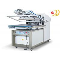 Automatic Microcomputer Screen Printing Machines With Four Cylinders / Valves for sale