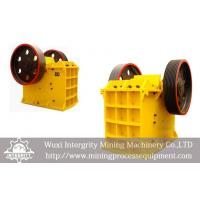 Buy cheap Gold Mining Process Equipment ,Stone Jaw Crusher For Stone Crusher Plant from Wholesalers