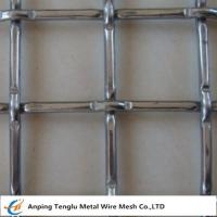 China Lock Crimped Wire Mesh|for Architectural from China Manufacturer for sale
