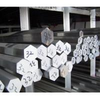 China 410 Hot Rolled Polished Stainless Steel Hex Bar Stock on sale