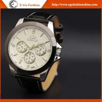 Wholesale 009B Genuine Leather Band Business Man Watch Unisex Watches for Woman Classic Watch Luxury from china suppliers