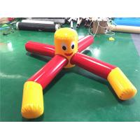 Wholesale Fun Inflatable Water Toys , Ride On Water Toys For Swimming Pool from china suppliers