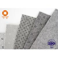 Wholesale Grey White Needle Punched Non Woven Polyester Felt For Shoes Lining Fabric Material from china suppliers