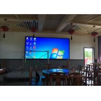 Wholesale P2.5 Indoor Ultra Advertising LED Display High Brightness / High Resolution from china suppliers