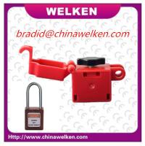 China CHINA WELKEN , TIANJIN BRADI, OSHA selected 220v European two phase plug lockout on sale