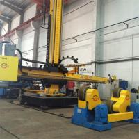 Wholesale Motorized Moving Rotation Column and Boom Welding Machine With Electric Cross Slides from china suppliers