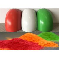 Superior Gloss Thermoset Powder Coating , Oil Resistance Hybrid Powder Coating for sale