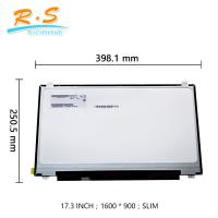 China 17.3 laptop LCD Screen Replacement B173rtn02.1 small lcd panel ( 1600*900 ) on sale