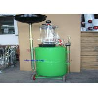 China OS2A90 Pneumatic Grease Pump 90L Oil Barrel Volume Oil Drain Container on sale