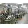 Wetted Parts SS316L In Situ Sterilizable Fermenter Air Blow Fermenter System for sale
