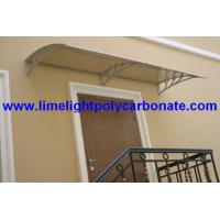 Wholesale Polycarbonate Awning, Diy Awning, Door Canopy, Pc Awning, Canopy from china suppliers