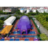 Wholesale Unique Tear Resistant Sport Event Tents Roof Cover 850g/Sqm Block - Out from china suppliers