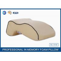 Wholesale Office Massage Nap Memory Foam Sleep Pillow In Curved Bridge Design from china suppliers