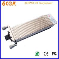 China 10G Xenpak Transceivers SC connecter 1310nm , XENPAK-10G-SM-31-10KM Fiber Home on sale