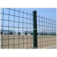 Wholesale Holland Green Wire Mesh Panels Individually Plated For Terminal Security from china suppliers