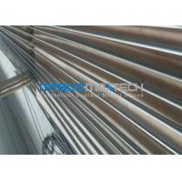 Wholesale Cold Rolled Gas Precision Stainless Steel Tube / Tubing For Fuild from china suppliers