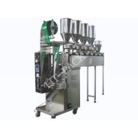 Wholesale Stainless Steel Tea Packaging Machine For Coffee , Automatic Granule Packing Machine from china suppliers