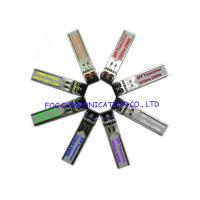 Wholesale 8 Channel CWDM SFP Transceiver Hot - pluggable / Fiber Optic Transceiver from china suppliers