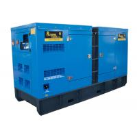 Blue Durable Mobile Diesel Generator 300kw Stanford Engine Professional for sale