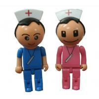 Customized nurse usb flash memory drive with different colors (MY-U256) for sale
