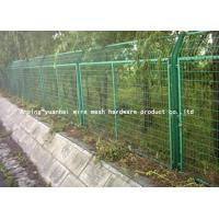 Wholesale Professional Security Metal Fencing Wire Mesh Sheets For Residence / Courtyard from china suppliers